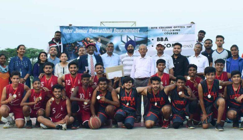 Inter Junior College Basketball Tournament-2019Inter Junior College Basketball Tournament-2019